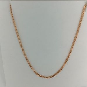 925 Sterling Silver Rose Gold Plated